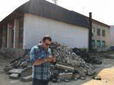 Авторский надзор проекта благоустройства пешеходной аллеи