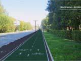 Концепция благоустройства пешеходной аллеи