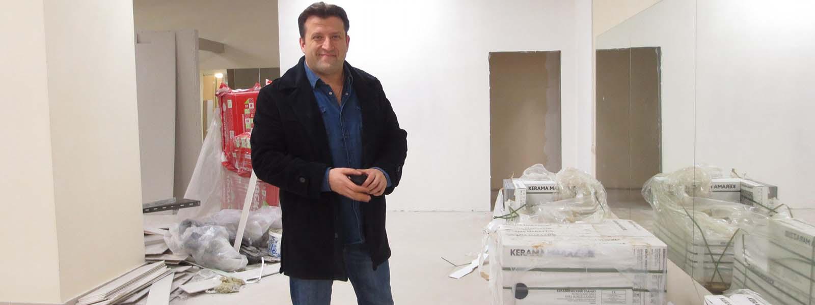 Константин Паевский авторский надзор
