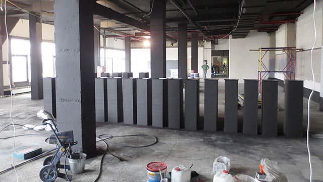Контроль выполнения строительных работ на объекте строительства