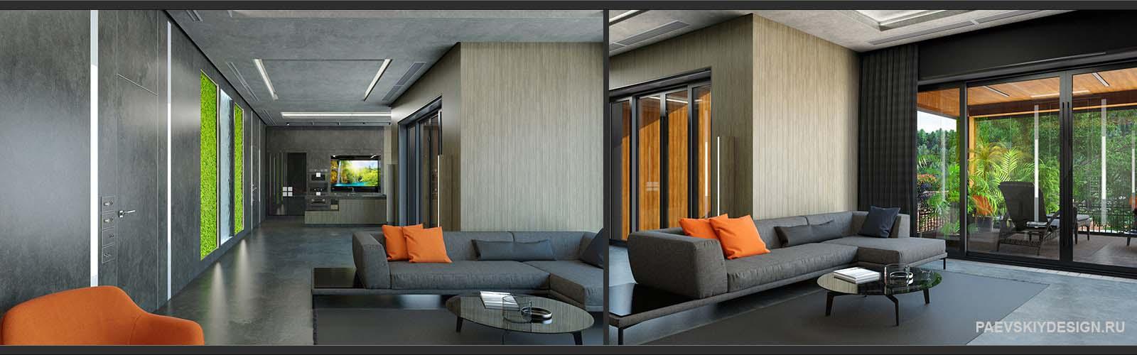 Дизайнерские проекты квартир, домов, коттеджей, таунхаусов