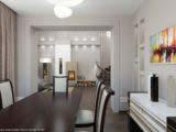 Дизайн столовой частного дома