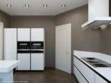 оформление кухни частного дома