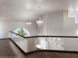 проектирование холла 2 этажа частного дома