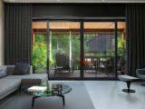 современные решения в дизайне загородного дома