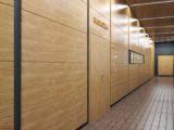 дизайн общественного коридора