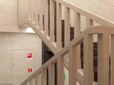 оформление лестничного пролета дома культуры