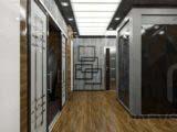 Разработка 3d визуализаций интерьера
