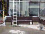 Авторский и технадзор всех этапов строительства магазинов из ЛМК на территории ТЦ