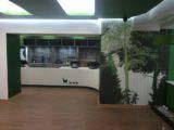 Отделочные работы кафе Wienerwald