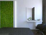Спальня в современной квартире 85 кв м